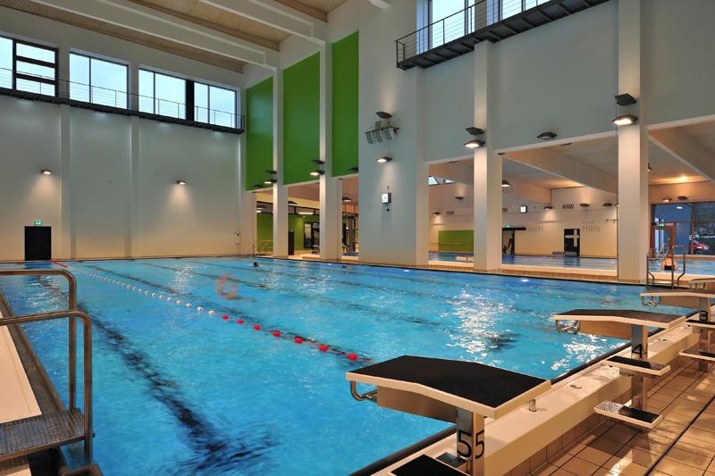 Schwimmbad Darmstadt lippe bad in lünen erweist sich als vorzeigeprojekt als passivhaus